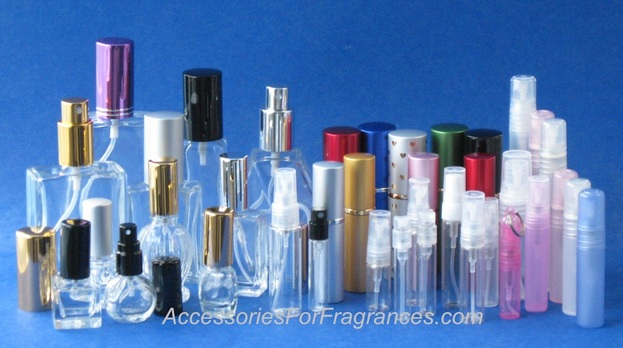 The Various Types of Perfume Atomizers That We Offer